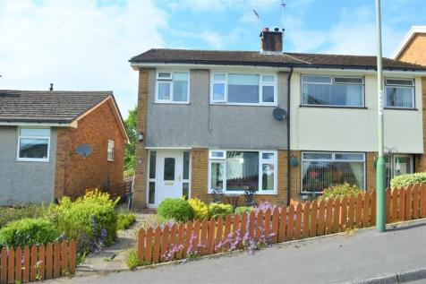 Meadow Close, Pengam, NP12 3RD, South Wales - Semi-Detached / 3 bedroom semi-detached house for sale / £115,000