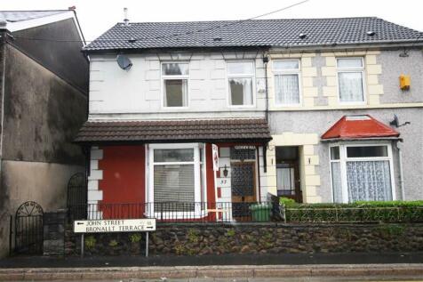 Bronallt Terrace, Abercwmboi, Aberdare, CF44 6BP, South Wales - Semi-Detached / 3 bedroom semi-detached house for sale / £52,995