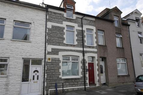 Arcot Street, Penarth, CF64 1ES, South Wales - Terraced / 4 bedroom terraced house for sale / £275,000