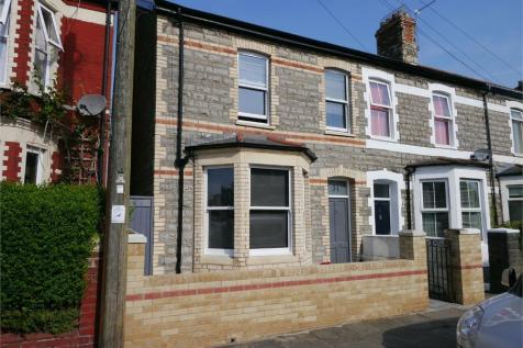 High Street, Penarth, CF64 1TA, South Wales - End of Terrace / 3 bedroom end of terrace house for sale / £395,000