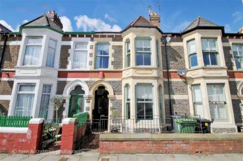 Theobald Road, Cardiff, CF5 1LQ, South Wales - Terraced / 3 bedroom terraced house for sale / £279,995