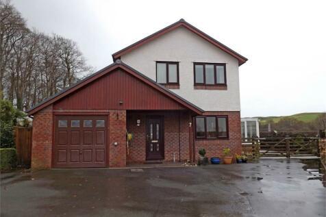 Crugyn Dimai, Rhydyfelin, Aberystwyth, Ceredigion, SY23 4PR, Mid Wales - Detached / 4 bedroom detached house for sale / £270,000