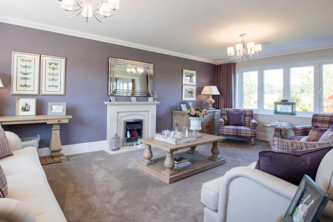 Heol Goch, Pentyrch, CF15, South Wales - Detached / 4 bedroom detached house for sale / £534,995