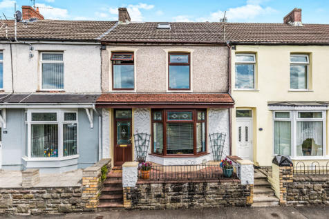 Howell Street, Pontypridd, CF37 4NR, South Wales - Terraced / 3 bedroom terraced house for sale / £104,950