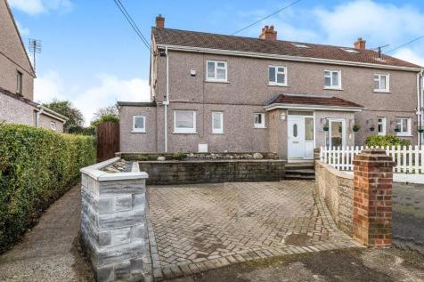 Caban Isaac Road, Penclawdd, Swansea, SA4 3JJ, South Wales - Semi-Detached / 3 bedroom semi-detached house for sale / £119,995