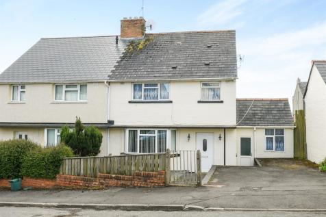 Devon Avenue, Barry, CF63 1BJ, South Wales - Semi-Detached / 3 bedroom semi-detached house for sale / £160,000
