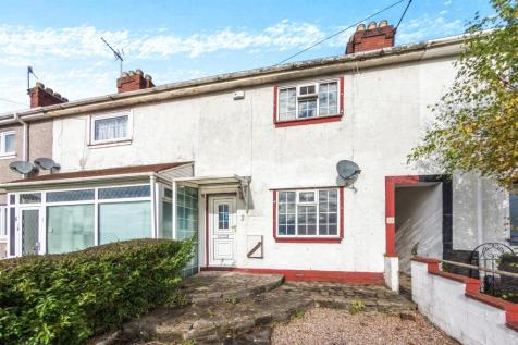 Robert Owen Gardens, Port Tennant, SWANSEA, SA1 8NP, South Wales - End of Terrace / 2 bedroom end of terrace house for sale / £69,950