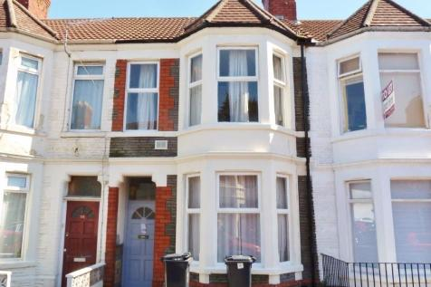 Dogfield Street, Cathays, Cardiff CF24 4QL, South Wales - Terraced / 3 bedroom terraced house for sale / £219,950