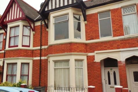 Alma Road, Penylan, Cardiff CF23 5BD, South Wales - Terraced / 4 bedroom terraced house for sale / £355,000