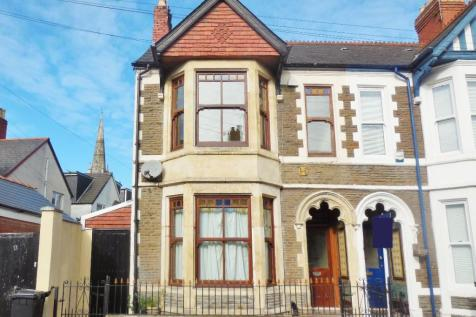 Alma Road, Penylan, Cardiff CF23 5BD, South Wales - Terraced / 4 bedroom terraced house for sale / £385,000