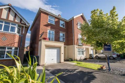 Heol Terrell, Lansdowne Gardens, Cardiff, CF11 8BF, South Wales - Town House / 4 bedroom town house for sale / £250,000
