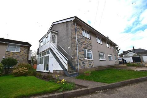 Wenallt Court, Rhiwbina, Cardiff. CF14 6LJ, South Wales - Ground Maisonette / 2 bedroom ground maisonette for sale / £145,000
