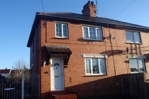 Cae Gwilym Lane, Cefn Mawr, Wrexham, LL14 3PD, North Wales - Semi-Detached / 3 bedroom semi-detached house for sale / £100,000