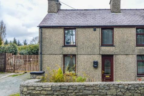 Erw Hywel Cottages, Llanrug, North Wales, LL55 2AJ - End of Terrace / 2 bedroom end of terrace house for sale / £124,950