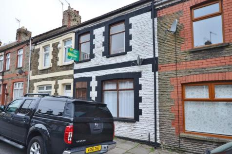 Salop Street, Caerphilly, CF83, South Wales - Terraced / 3 bedroom terraced house for sale / £110,000