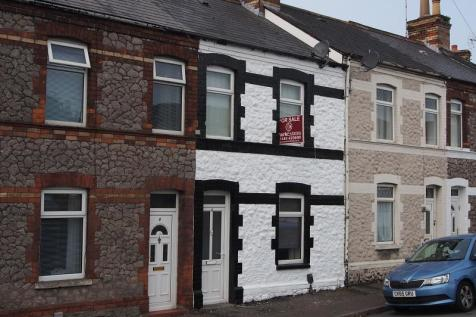 Riverside Place, BARRY, South Glamorgan. CF63 2NY, South Wales - Not Specified / 2 bedroom property for sale / £97,500