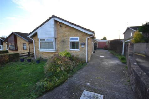 Wye Close, BARRY, CF62 7TF, South Wales - Bungalow / 2 bedroom bungalow for sale / £175,000