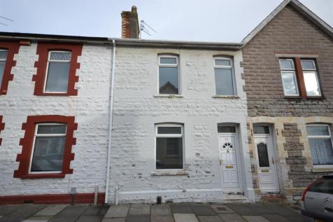 Lombard Street, BARRY, CF62 8DQ, South Wales - Terraced / 2 bedroom terraced house for sale / £102,500