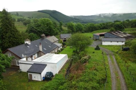 Llanbrynmair, Powys, SY19 7EA, Mid Wales - Barn Conversion / 6 bedroom barn conversion for sale / £650,000