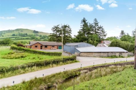 Llanbister, Llandrindod Wells, Powys, LD1 6UH, Mid Wales - Bungalow / Bungalow for sale / £350,000
