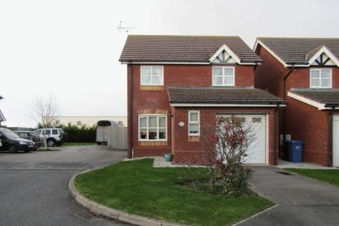 Crud Yr Awel, Prestatyn, LL19 8YQ, North Wales - Detached / 3 bedroom detached house for sale / £139,000