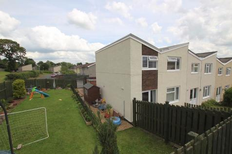 The Uplands, Brecon, Powys, Mid Wales, LD3 - End of Terrace / 3 bedroom end of terrace house for sale / £132,500