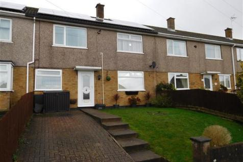 Firs Road, Caldicot, NP26 4DR, South Wales - Terraced / 3 bedroom terraced house for sale / £164,950
