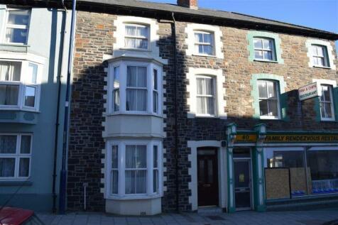 Flat 2, 38, Bridge Street, Aberystwyth, Ceredigion, SY23, Mid Wales - Maisonette / 3 bedroom maisonette for sale / £135,000