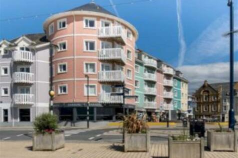 2, Llys Y Brenin, Terrace Road, Aberystwyth, Ceredigion, SY23, Mid Wales - Flat / 2 bedroom flat for sale / £209,995