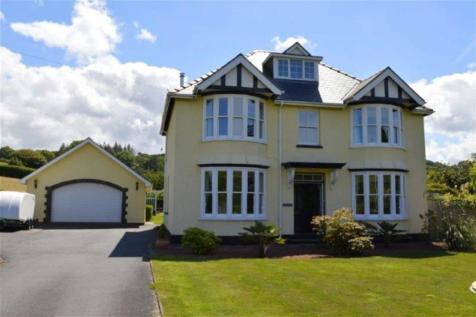 Hafan, Bow Street, Ceredigion, SY24, Mid Wales - Detached / 4 bedroom detached house for sale / £350,000