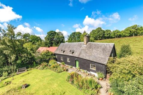 (Gwernfyda), Cefn Coch, Welshpool, Powys, SY21 0AQ, Mid Wales - Detached / 3 bedroom detached house for sale / £425,000