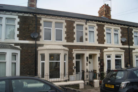 Railway Street,  Cardiff, CF24, South Wales - Terraced / 3 bedroom terraced house for sale / £165,000