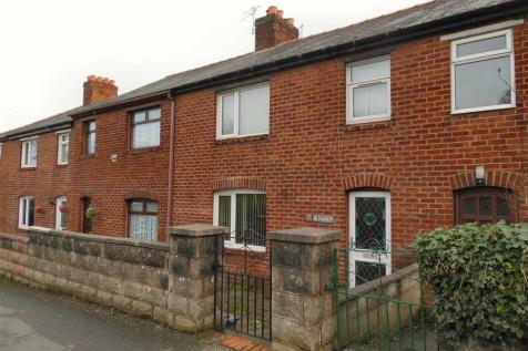 Blaen Coed, Greenfield Road, Holywell, Flintshire, CH8, North Wales - Terraced / 3 bedroom terraced house for sale / £84,950
