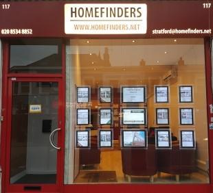 Homefinders, Stratfordbranch details