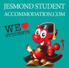 Jesmond Student Accommodation, Newcastle branch logo