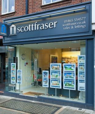 scottfraser, Summertown and North Oxford Salesbranch details