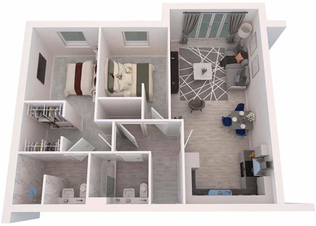 Floorplan (3d)