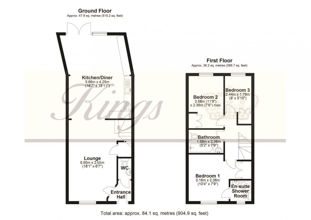 Floor Plan (2d)