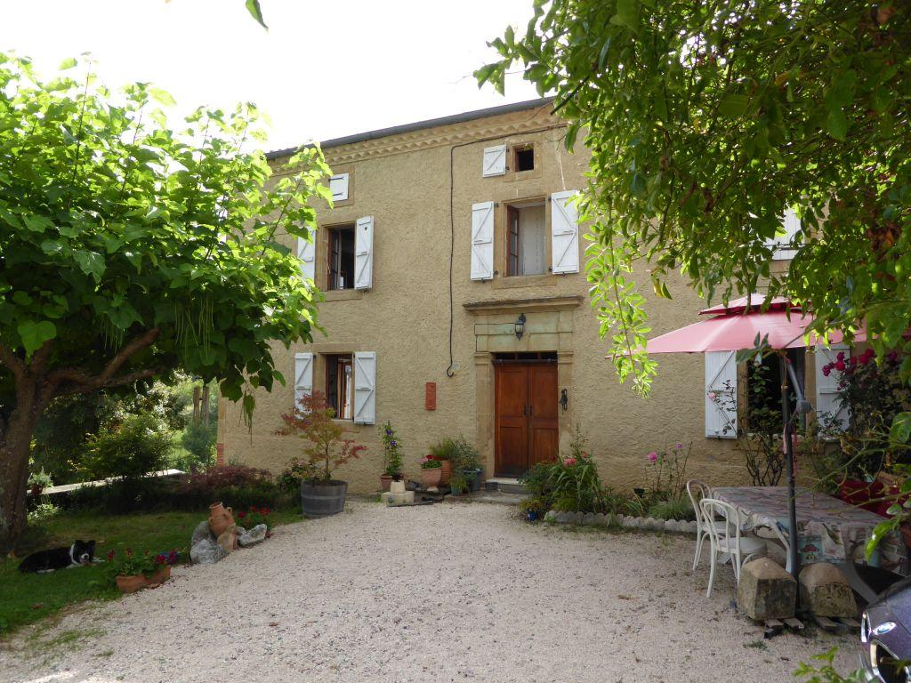 Stone House in Aurignac, Midi-Pyrenees for sale