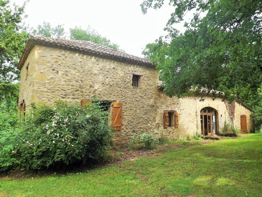 Stone House in Monpazier, Aquitaine for sale