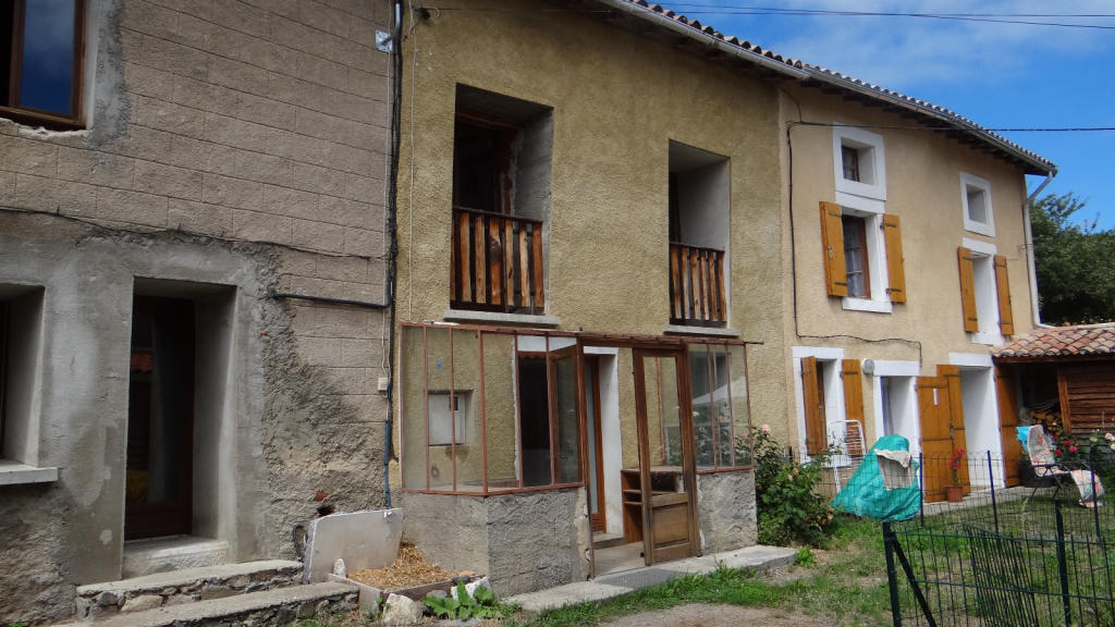 Stone House for sale in Aunat, Midi-Pyrenees...