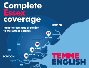 Get brand editions for Temme English, Colchester