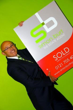Simon Burt The Estate Agent, Solihullbranch details