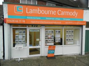 Lambourne Carmody, Cippenhambranch details