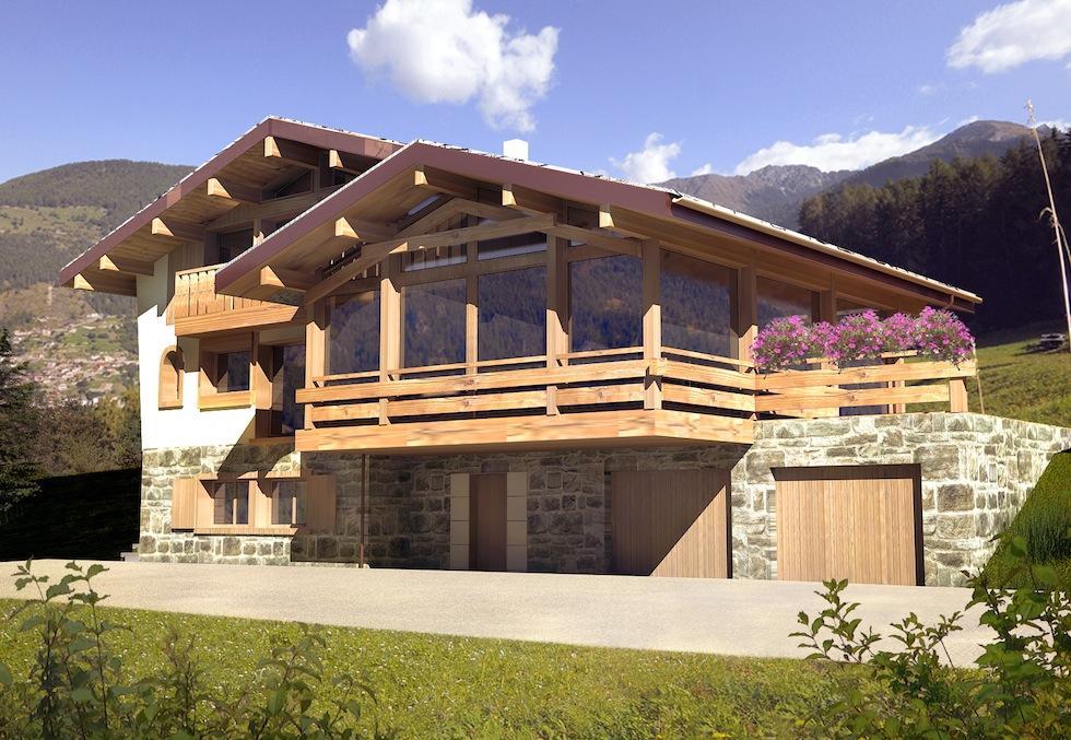 3 bedroom new development for sale in Valais, La Tzoumaz