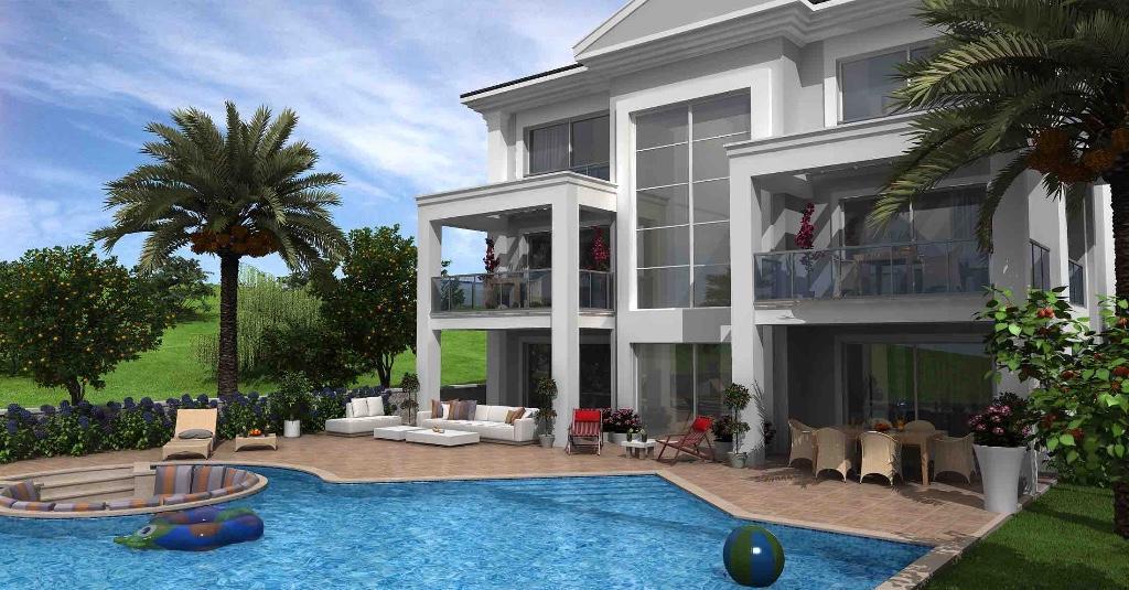 4 bed new development for sale in Ovacik, Fethiye, Mugla