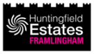 Huntingfield Estates, Framlingham branch logo