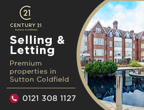 Get brand editions for Century 21, Sutton Coldfield