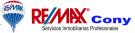 RE/MAX, Cony Overseas logo