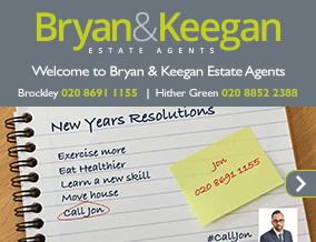 Get brand editions for Bryan & Keegan, London
